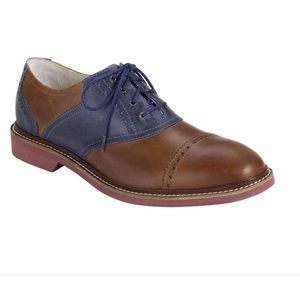 Cole Haan air Franklin  saddle oxford
